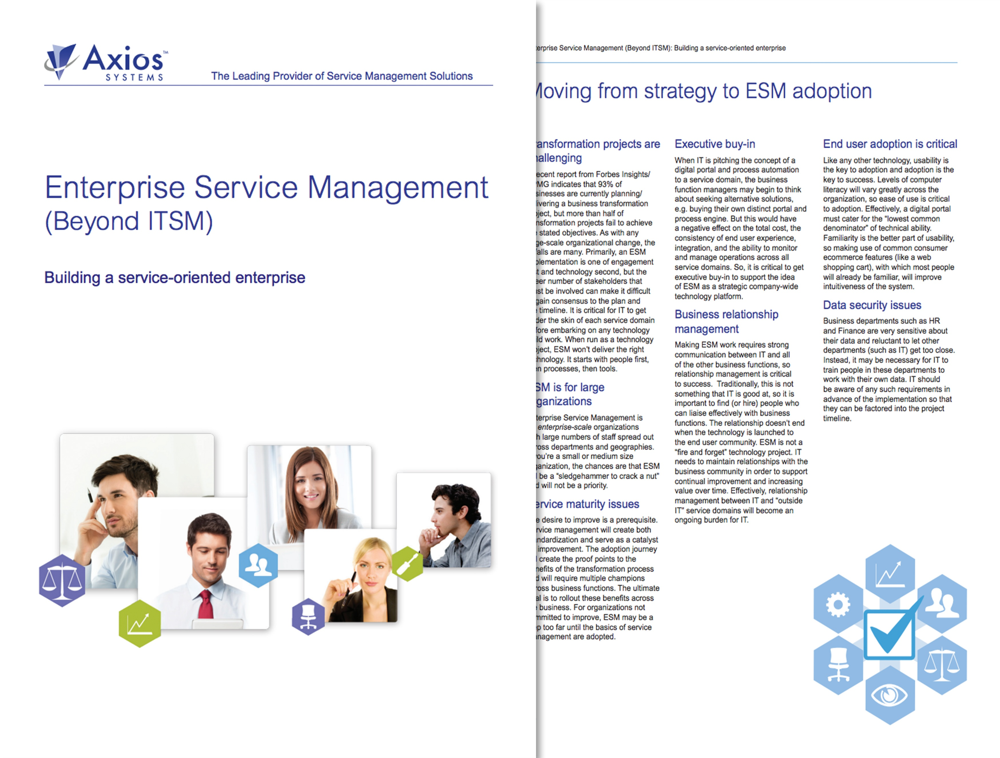Enterprise Service Management Whitepaper