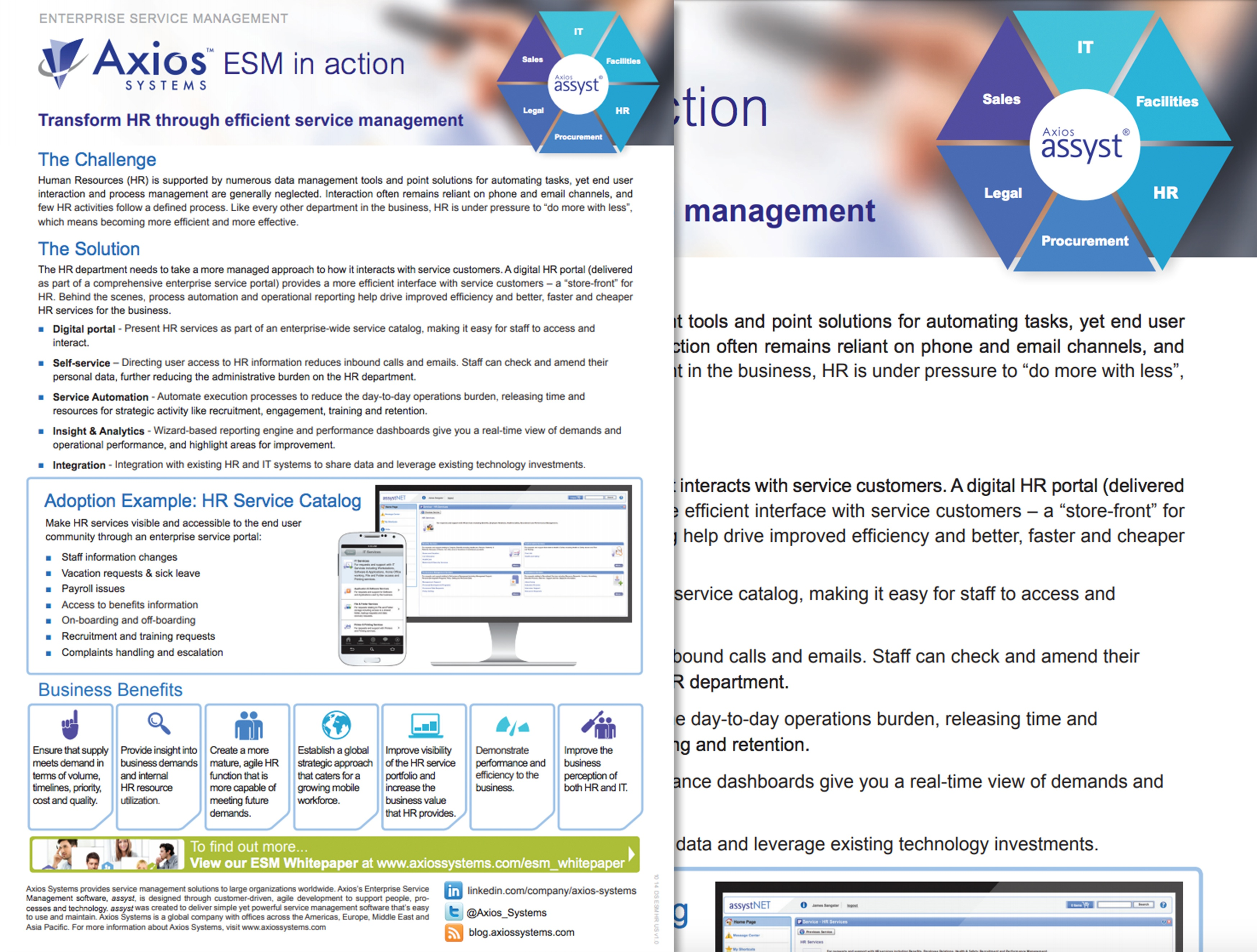 ESM_in_action