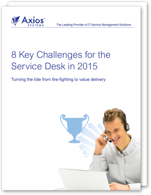 8 key challenges for the service desk