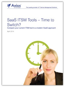 SaaS ITSM Time to switch