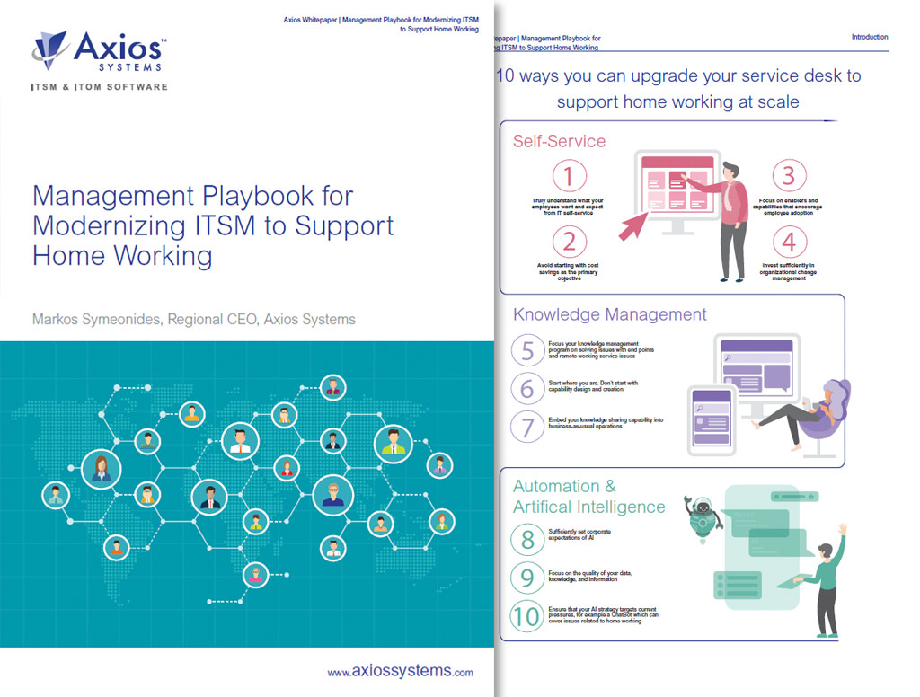 ManagementPlaybook Modernizing ITSM to Support Home Working