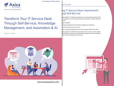 Transform Your IT Service Desk