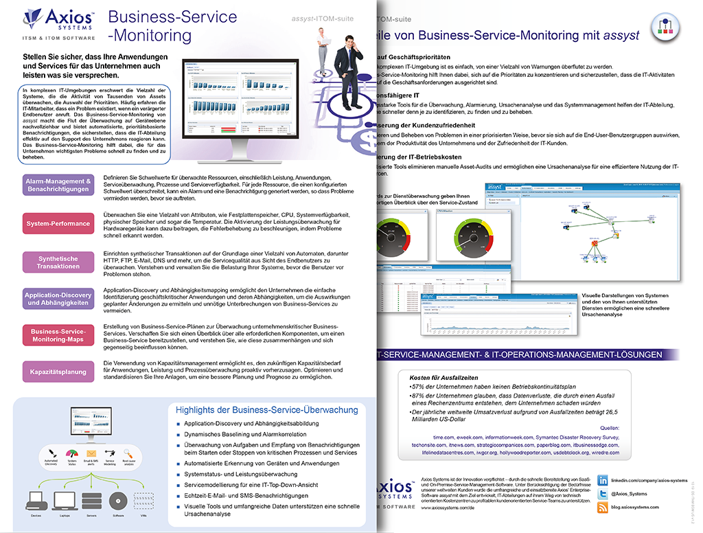 Business-Service-Monitoring