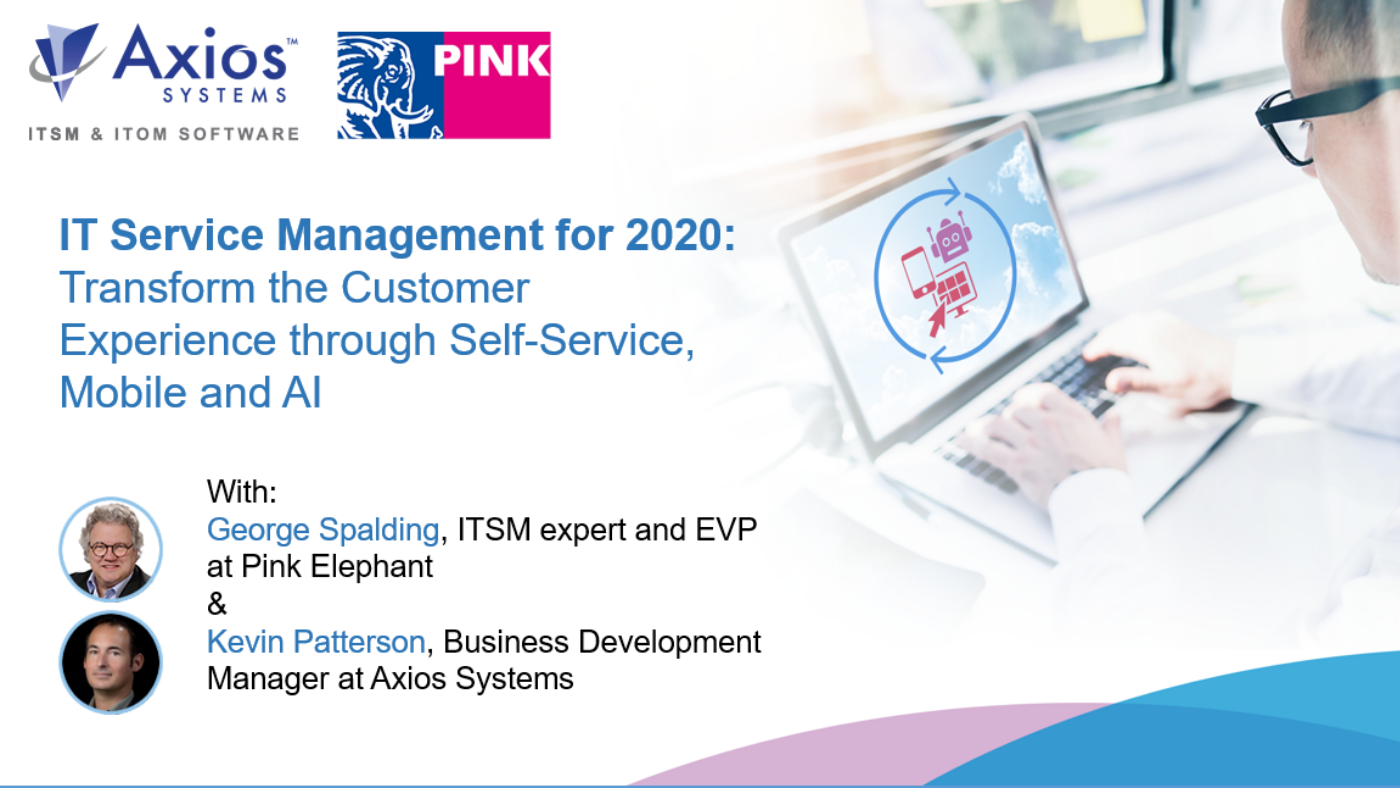 IT Service Management for 2020
