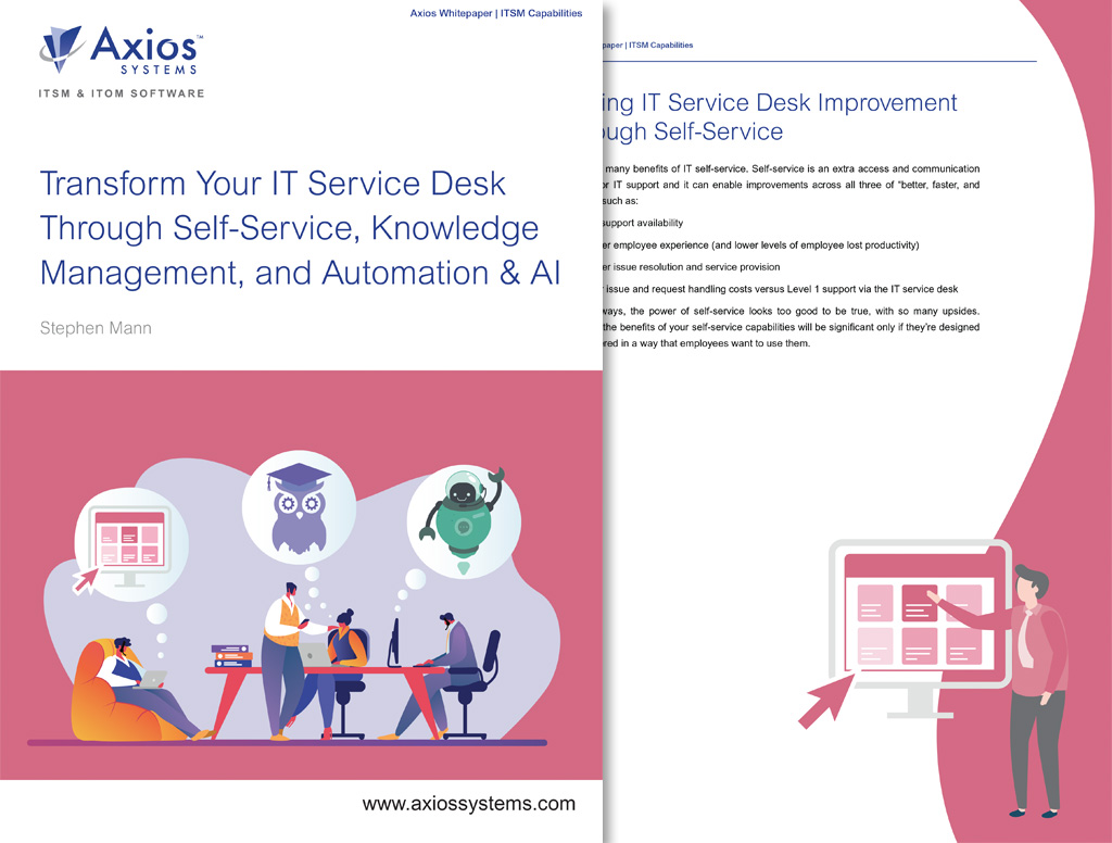 10 quick ways to transform your service desk