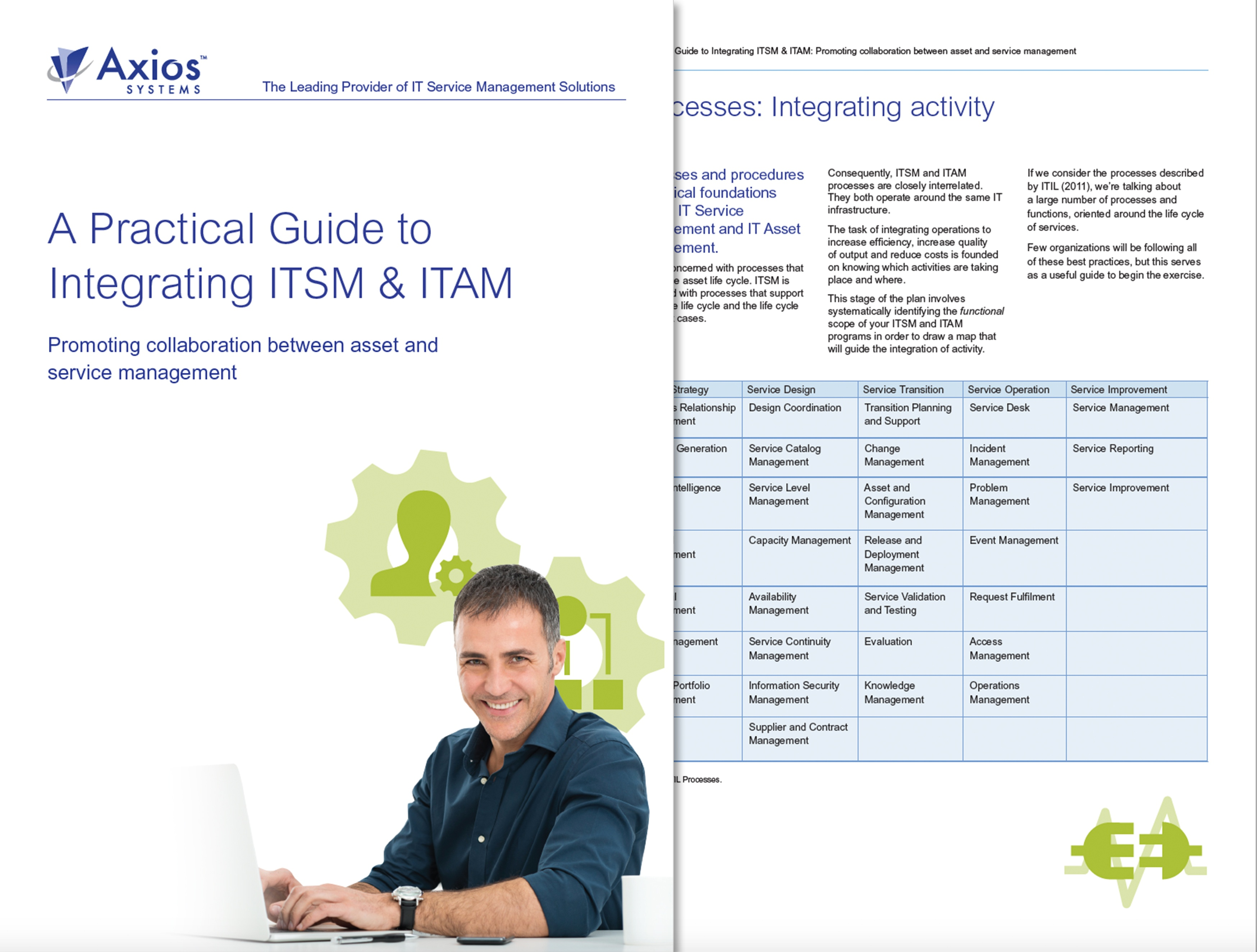 IT whitepaper: Practical guide to integrating ITMS & ITAM