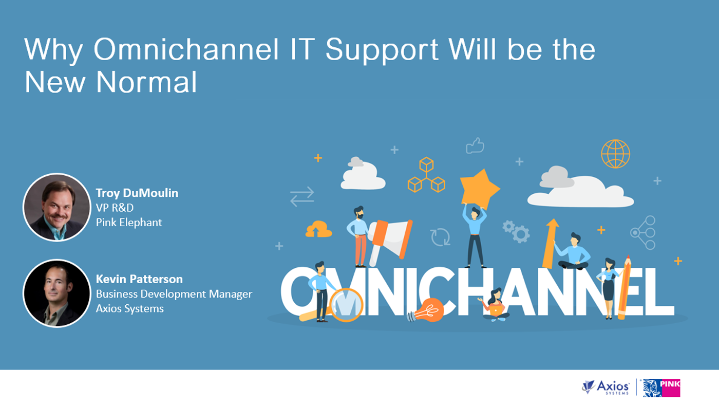 Why Omnichannel support will be the new normal image